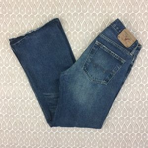 American Eagle Men's Low Boot Jeans Size 26X28 G58
